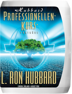 Hubbard Professionellen-Kurs-Vorträge