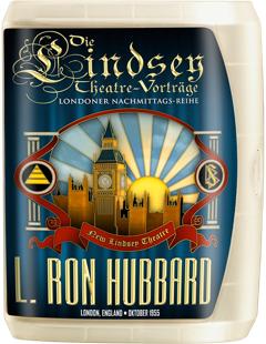 Die Lindsey-Theatre-Vorträge: Londoner Nachmittags-Reihe