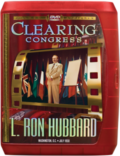 Clearing Congress (6Filmed lectures on DVD, 3lectures onCD)