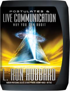 Les postulats et la communication vivante