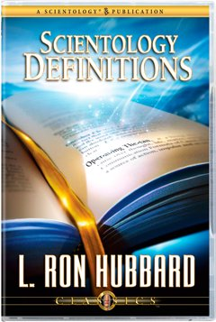 Scientology Definitions