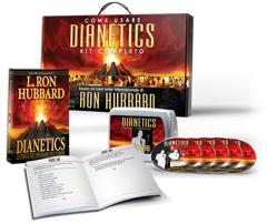 Kit Completo Come Usare Dianetics