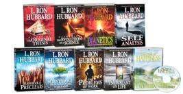 Dianetics & Scientology Beginning Audiobooks Package