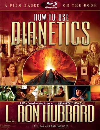 Hur man använder Dianetik.