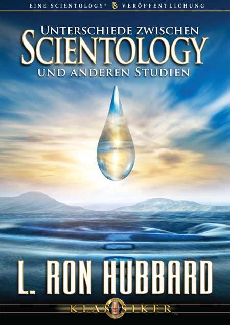 Unterschiede zwischen Scientology und anderen Studien