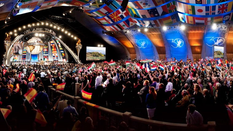 International Association of Scientologists 30th anniversary